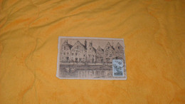 CARTE POSTALE ANCIENNE DE 1948. / CACHETS BRUGGE CXC + TIMBRE BELGIQUE - Brugge