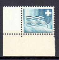 SWITZERLAND 1970 Blue Dummy Stamp - Specimen Essay Proof Trial Prueba Probedruck Test - Plaatfouten