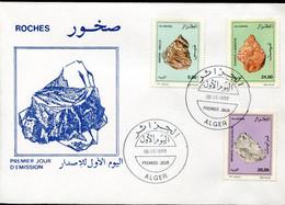 58982  Algerie  Fdc 1999  Minerals - Minéraux