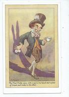K. Nixon  Unposted The Mad Hatter Alice In Wonderland - Other Illustrators