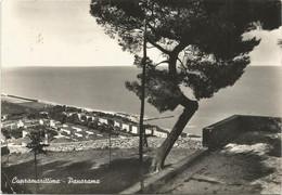 O3544 Cupra Marittima Cupramarittima (Ascoli Piceno) - Panorama / Viaggiata 1957 - Other Cities