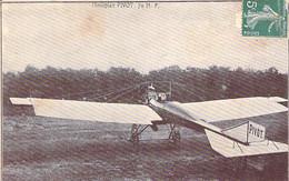 Avion Monoplan D'observation PIVOT 70 Hp Seul Modèle De Ce Constructeur En 1911 - ....-1914: Precursori