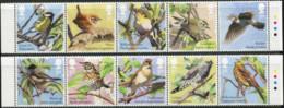 GREAT BRITAIN GB UK 2017 Songbirds Song Birds Animals Fauna MNH - Sperlingsvögel & Singvögel
