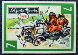 Image Nougat Confiserie Chocolat éditeur IAL Saint-Etienne - Vieilles Autos - N° 7 SIZAIRE & NAUDIN 1906 - Otros