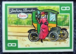 Image Nougat Confiserie Chocolat éditeur IAL Saint-Etienne - Vieilles Autos - N° 8 DEDION BOUTON 1900 - Otros