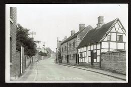 RPPC - Bidford-on-Avon - Tower Hill - 2 Scans - Inglaterra