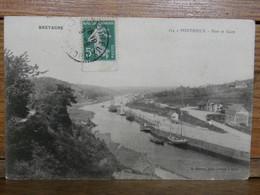 CPA (22) Côtes D'Armor  - Pontrieux - Port Et Gare - Pontrieux