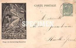 Exposition Universelle De Liège 1905 - Liège