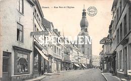Rue Sax Et L'Eglise - Dinant - Dinant