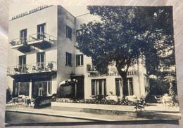 Albergo Donatello , Riccione  # Viaggiata  15/08/1958 - Forli