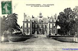 94- Valenton-Limeil - Vue Principale Du Château De La Grange - Valenton