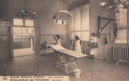 Hôpital Militaire D'Anvers Krijgsgasthuis Van Antwerpen Salle D'opérations Operatiezaal - Antwerpen