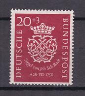 BRD - 1950 - Michel Nr. 122 - Postfrisch - 60 Euro - Ungebraucht