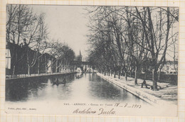 20A1418 ANNECY CANAL DU VASSE - Annecy