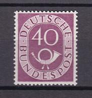 BRD - 1951 - Michel NR. 133 - Ungebr. - 20 Euro - Ungebraucht