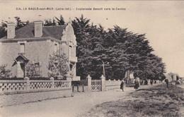 LA BAULE Sur MER - Esplanade Benoît Vers Le Casino - La Baule-Escoublac