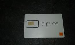 CARTE A PUCE GSM ORANGE LA PUCE T.B.E !!! - Andere