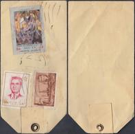 Perse-Iran  - Etiquette De Colis.....................   (VG) DC-9233 - Iran