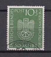 BRD - 1953 - Michel Nr. 163 - Gestempelt - 32 Euro - Gebraucht