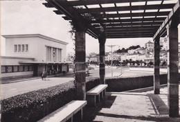 QG - TANGER - La Gare Et La Pergola - Tanger