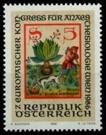 ÖSTERREICH 1986 Nr 1858 Postfrisch S597F7A - 1945-.... 2. Republik