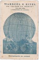 "Argentina 1931 Motobice Motocyce, Marcello E Eitel, No ""Globo Da Morte"", Lithuania Community - Argentina"