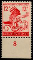 3. REICH 1944 Nr 906 Postfrisch URA X854ACE - Nuovi