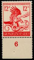 3. REICH 1944 Nr 906 Postfrisch URA X854B5E - Nuovi