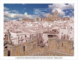 ESPAGNE SPANIEN SPAIN ESPAÑA 2020 URBAN SETS: TARRAGONA ARCHITECTURE MNH ED HB-5434 MI B5474 YT F5176 - 2011-... Neufs
