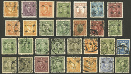 NORTH CHINA: Group Of Used Or Mint Stamps, Very Fine General Quality, Very Interesting Lot For The Specialist! - China