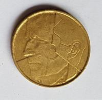 BELGIE 5F 1988 MONEDA, COIN, PIÈCE DE MONNAIE - Unclassified