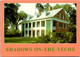 Louisiana New Iberia Shadows On-The-Teche 1996 - Other
