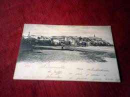 CARTES DE JAFFA   1902  CACHET ALEXANDRIE   DESTINATION PARIS - Israel