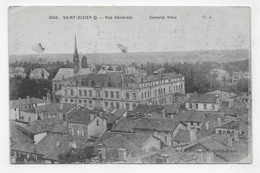 SAINT DIZIER - N° 3205 - VUE GENERALE - CPA NON VOYAGEE - Saint Dizier
