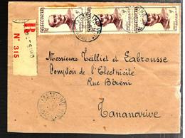 37667 -  De FARATSIHO - Brieven En Documenten