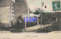 CPA De MORIENVAL (60) - Le STAND - LE REVEIL  -  édit FOSSARD - Frankreich