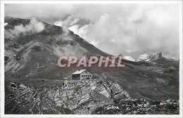 CPM Montana Vermala Vue De La Cabane C A S Et Le Trubelnstock - Andere