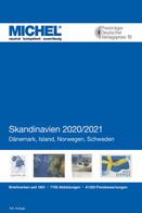 Michel Europa Katalog Band 10 Skandinavien 2020/2021 - Other