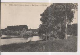 CPA-77-Seine Et Marne- TRILBARDOU- La Marne- - Frankrijk
