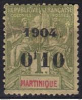 Martinique N° 58 * Voir Description - Ungebraucht
