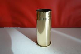 Douille D'obus 37mm Allemand 1902 - 1914-18