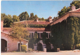 CPSM DE LANGELY DEMEURE DE PAUL DEROULEDE - GURAT - Other Municipalities