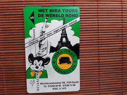 P 543 Miratours  (Mint,Neuve) 705L Very Rare - Without Chip