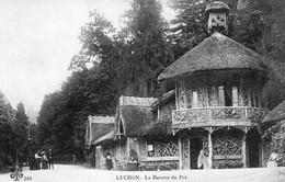 B71229 Cpa Luchon - La Buvette Du Pré - Luchon