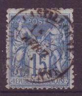 Castillones Lot Et Garonne (47) Oblitération Type 18 Sur Sage - 1877-1920: Semi-Moderne
