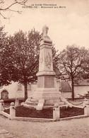 CPA   15   NEUVEGLISE---MONUMENT AUX MORTS - Altri Comuni