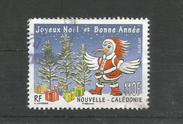 1293  NOEL   (clasyveroug10) - Used Stamps