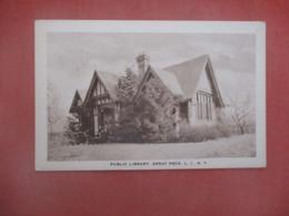 Library   Great Neck  New York > Long Island  Ref 4405 - Long Island
