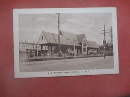 R.R. Station  Great Neck   New York > Long Island  Ref 4405 - Long Island