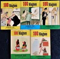 100 Blagues - Lot De Cinq . - Libri, Riviste, Fumetti